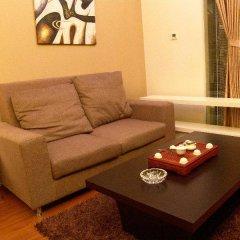 Апартаменты Lasony Serviced Apartment комната для гостей фото 3