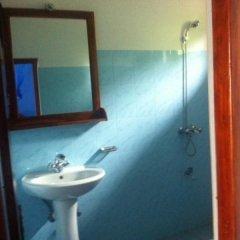 Отель D Sun Shine Bungalow and Restaurant ванная фото 2