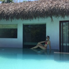 Отель Palm View Villa бассейн фото 3