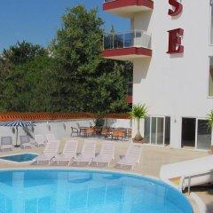 Hotel Side Best House бассейн