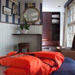 Отель De Barge Бельгия, Брюгге - отзывы, цены и фото номеров - забронировать отель De Barge онлайн комната для гостей фото 2