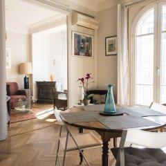 Отель Les Orangers комната для гостей фото 4