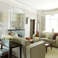 Отель Claridge's комната для гостей