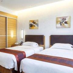 Отель Golden Bridge Garden Hotel Китай, Сямынь - отзывы, цены и фото номеров - забронировать отель Golden Bridge Garden Hotel онлайн комната для гостей фото 4