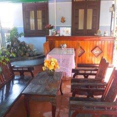 Отель Milk Fruit Homestay гостиничный бар