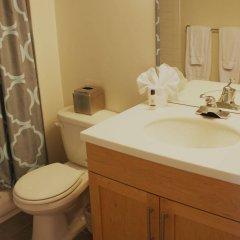Отель Liberty View Suites at the Regent США, Джерси - отзывы, цены и фото номеров - забронировать отель Liberty View Suites at the Regent онлайн ванная фото 2