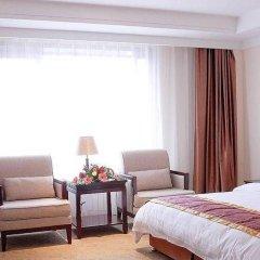 Отель Super 8 Hotel Xian Da Yan Ta Китай, Сиань - отзывы, цены и фото номеров - забронировать отель Super 8 Hotel Xian Da Yan Ta онлайн комната для гостей фото 4