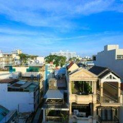 Thanh Lan Hotel бассейн