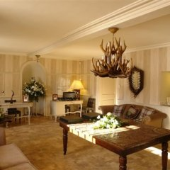Culcreuch Castle Hotel комната для гостей