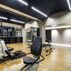 Отель Porto Palace Салоники фитнесс-зал фото 3