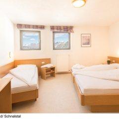 Glacier Hotel Grawand Сеналес комната для гостей