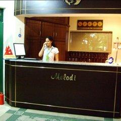 Melodi Hotel интерьер отеля фото 3
