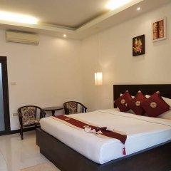 Отель Monaburi Boutique Resort сейф в номере