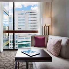 Отель Delta Centre-Ville Канада, Монреаль - отзывы, цены и фото номеров - забронировать отель Delta Centre-Ville онлайн комната для гостей фото 5