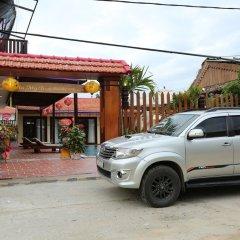 Отель Ha My Beachside Villa Hoian городской автобус