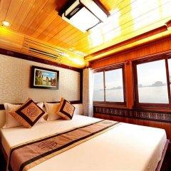 Отель Alova Gold Cruises Halong комната для гостей фото 2