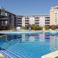 Апартаменты Sun City 1 Holiday Apartments бассейн