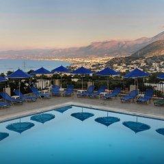 Отель Bella Vista Stalis Hotel Греция, Сталис - отзывы, цены и фото номеров - забронировать отель Bella Vista Stalis Hotel онлайн бассейн фото 2