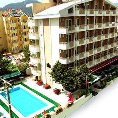 Melodi Hotel балкон
