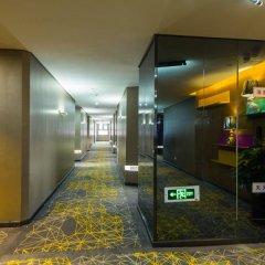 Отель Zmax Chengdu Chunxi Road интерьер отеля