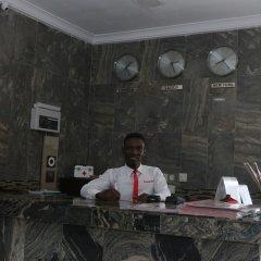 Отель Rosmohr Hotels интерьер отеля