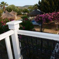 Отель Costa Bianca Otel - All Inclusive балкон