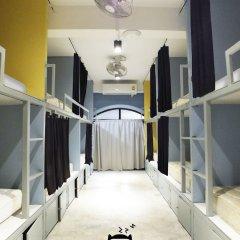 Seek Sleep Hostel Бангкок помещение для мероприятий