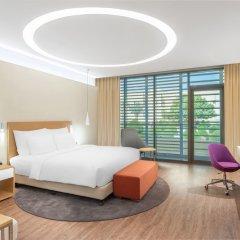 Radisson Blu Hotel & Residence, Riyadh Diplomatic Quarters комната для гостей фото 3
