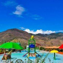 Отель Aqua Park Y Club Campestre El Yate Грасьяс бассейн фото 3