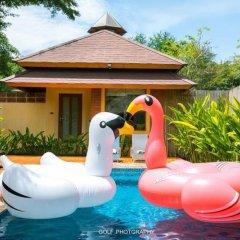 Отель ChiCChiLL @ Eravana, eco-chic pool-villa, Pattaya фитнесс-зал фото 2