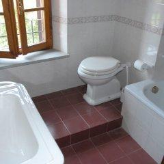 Отель La Carpinella Монтоне ванная