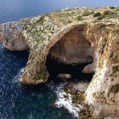 Отель Villa Munqar Мальта, Зуррик - отзывы, цены и фото номеров - забронировать отель Villa Munqar онлайн пляж фото 2