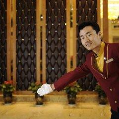 Xi'an Hua Rong International Hotel интерьер отеля