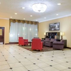 Отель Days Inn by Wyndham Washington DC/Gateway интерьер отеля фото 3