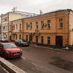 Гостиница Comfort Moscow Sadovaya Samotechnaya парковка