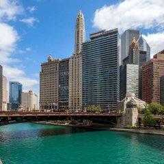 Отель Wyndham Grand Chicago Riverfront бассейн фото 2