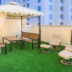 Апартаменты Dubai Beach Host Terrace Apartments