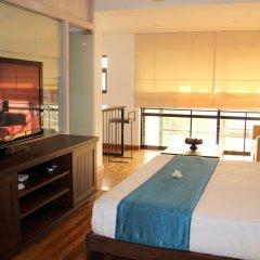 Rockwell Colombo Hotel бассейн