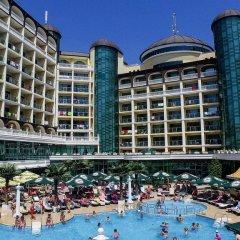 Отель Planeta Studio Болгария, Солнечный берег - отзывы, цены и фото номеров - забронировать отель Planeta Studio онлайн бассейн фото 2