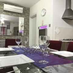 Апартаменты Marsascala Sea View Luxury Apartment & Penthouse Марсаскала питание фото 2