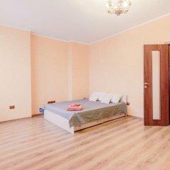 Гостиница FlatHome24 Ladozhsky Vokzal комната для гостей фото 2