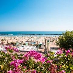 Hotel Gaia пляж
