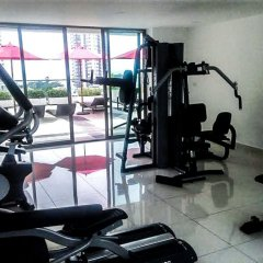 Отель Laguna Bay 2 by Pattaya Suites Паттайя фитнесс-зал