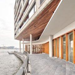 Отель Pontsteiger Нидерланды, Амстердам - отзывы, цены и фото номеров - забронировать отель Pontsteiger онлайн парковка