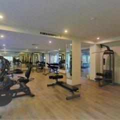 Отель Surin Sabai Condominium фитнесс-зал