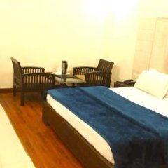 Milan Deluxe Hotel комната для гостей