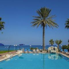Отель Fig Tree Bay Кипр, Протарас - отзывы, цены и фото номеров - забронировать отель Fig Tree Bay онлайн бассейн