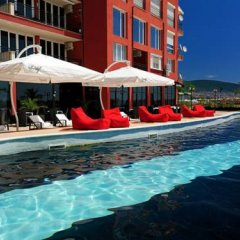 PSB Apartments Hotel Heaven бассейн фото 2