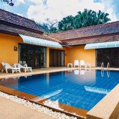Отель Pailin Villa Phuket бассейн фото 2