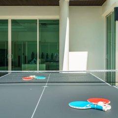 Отель Kyerra Villa by Lofty спортивное сооружение